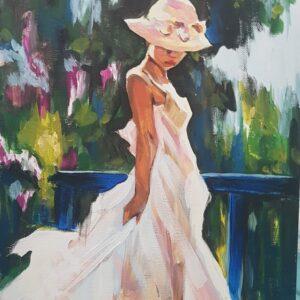 online festő videó